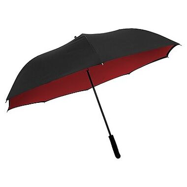 BetterBrella Umbrella w/Reverse Open Close Technology