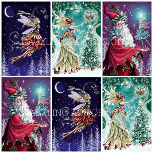 Snow Angel Christmas White Embellishments Card Making Craft Toppers Crafting x 6