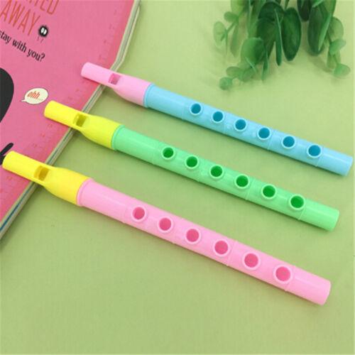 2Pcs Piccolo Pipes Musical Instrument Developmental Toy Kids Xmas Gifts HU