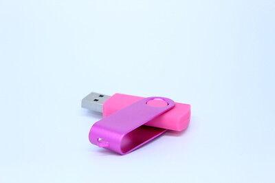 512GB HOT PINK USB 2.0 Flash Drive Memory Stick - LIFETIME WARRANTY