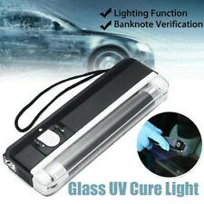 1pc Uv Cure Lamp Ultraviolet Led Light Car Auto Glass Windshield Repair Tn Sh