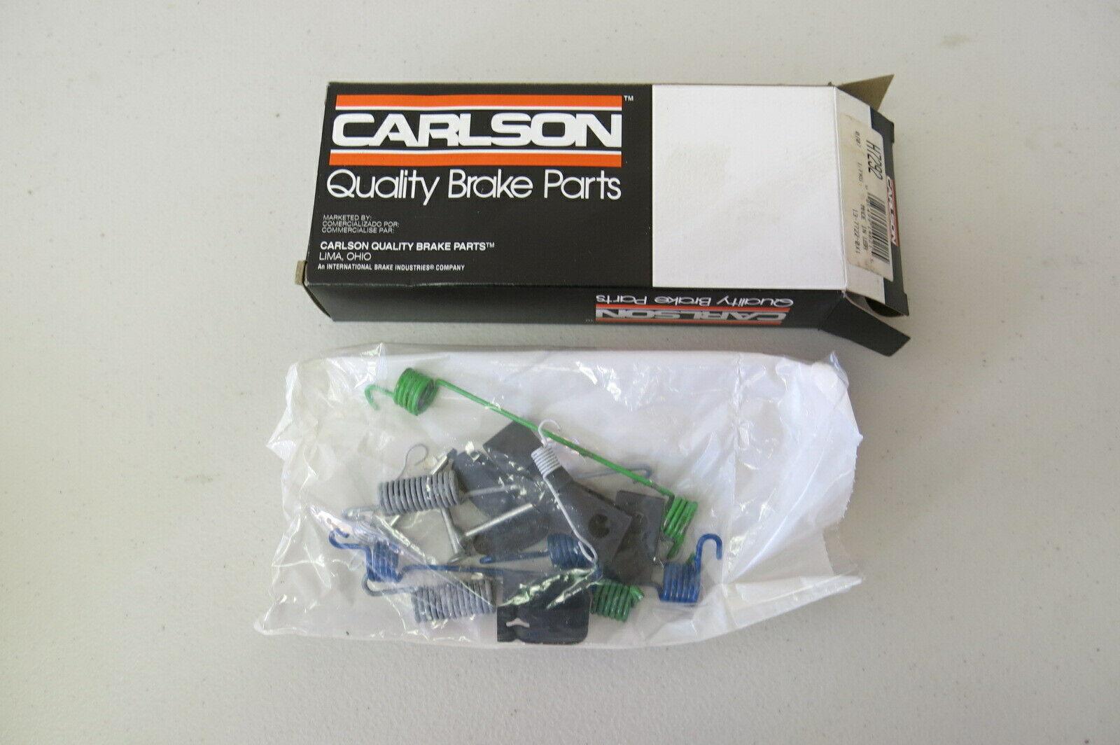 Drum Brake Hardware Kit-Drum Rear Carlson H7292
