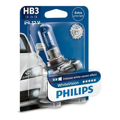 Philips WhiteVision HB3 Glühlampe mit weißem Xenon-Effekt, 1 Stück