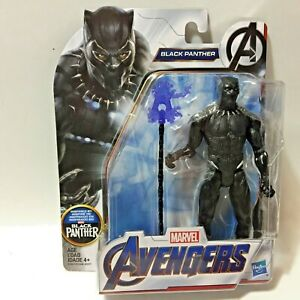 Marvel-AVENGERS-ENDGAME-MCU-BLACK-PANTHER-T-039-Challa-6in-Figure-Wave-2-IN-STOCK