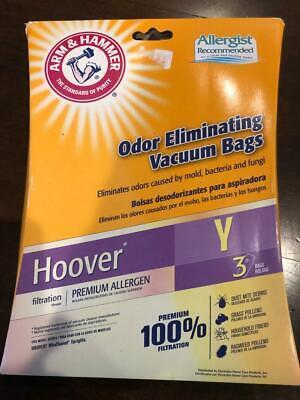 Arm /& Hammer Odor Eliminating Vacuum Filters fits Hoover Final Filter /& 04