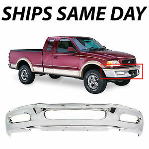 new chrome front bumper bar replacement for 1997 1998 ford f150 98 F150 Wiper Motor image is loading new chrome front bumper bar replacement for 1997