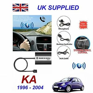 Image Is Loading For Ford Ka Bluetooth Hands Free Phone Aux