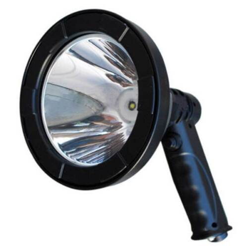 200000LM LED Hand held Camping Spot Light Spotlight Hunting Fishing OffRoad New