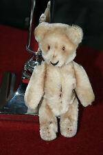 Schuco TRICKY YES-NO Teddy • 13 cm • caramel • 1950er/60er Jahre • Teddybär