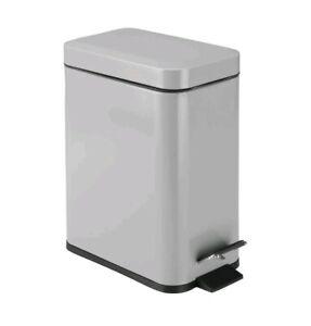 Step Wastebasket Trash Can 5 Liter