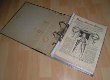 konvolut ca 130x beilage blätter schwäb albverein werbung reklame um 1910 antik