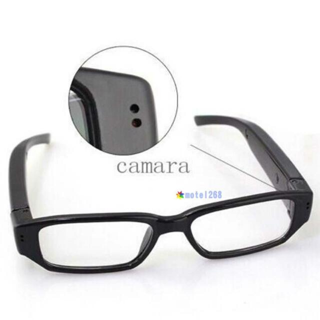Mini HD 720P Spy Camera Glasses Hidden Eyewear DVR Video Recorder Cam Camcord