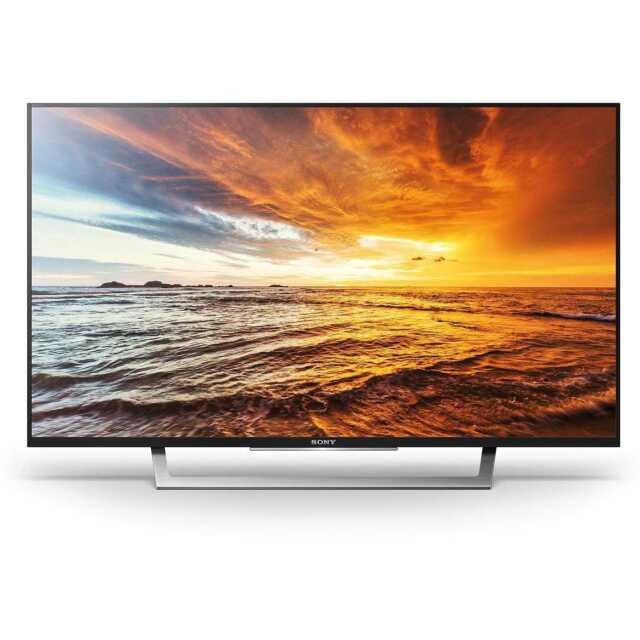 "Sony KDL32WD753BAEP Tv LED 32"" Full HD Smart Tv classe A Wifi nero"