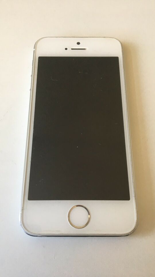 iPhone 5S, 16 GB, aluminium