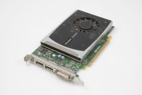 HP Nvidia Quadro 2000 1GB GDDR5 PCI-E Video Graphics Card 612952-002