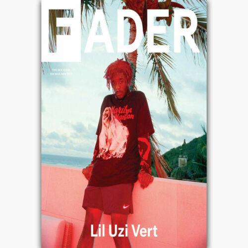 Lil Uzi Vert Hip Hop Rapper Music Star Singer Poster 21 24x36 E-1149