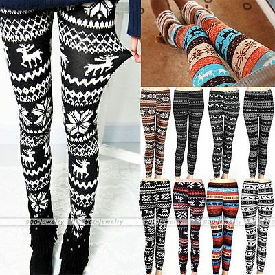 Women Skinny Colorful Leggings Stretchy Sexy Jeggings Pencil Tight Pants Gift