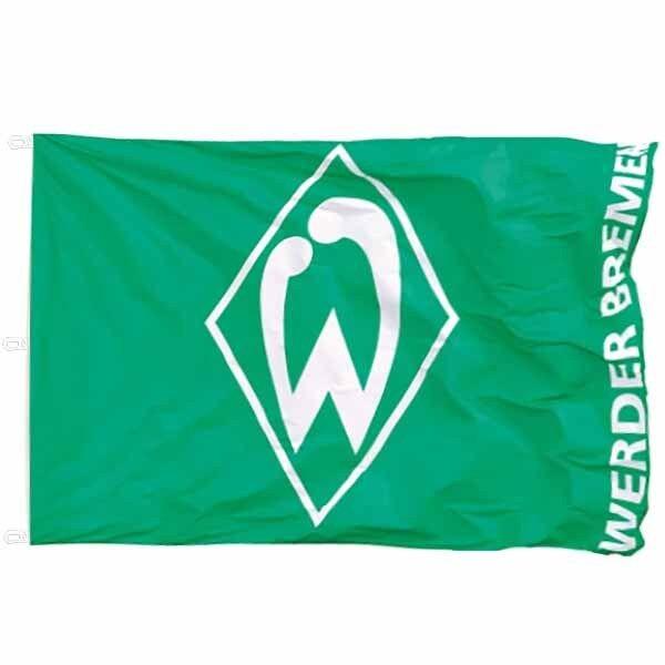 SV Werder Bremen Hissfahne Fahne Flagge SV Logo Werder Bremen Logo SV 300 x 200 9039d2