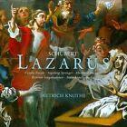 Schubert: Lazarus (CD, Nov-2013, Brilliant Classics)