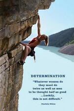 Motivazionali: determinazione-MAXI POSTER 61cmx91.5 cm (nuovo e sigillato)
