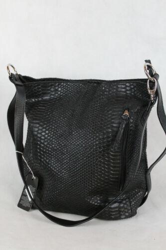 Ore10 funda de cuero bolsa, patrones de serpientes, 37x29x16 CM, nuevo, LP 169 €
