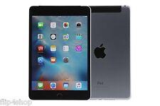 "Apple iPad Mini 4 Wi-Fi + Cellular 128GB Spacegrau (7,9"") - WIE NEU - AKTION"