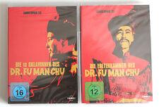 Die Folterkammer des Dr. Fu Man Chu  + Die 13 Sklavinnen des Dr.Fu Man Chu.. Neu