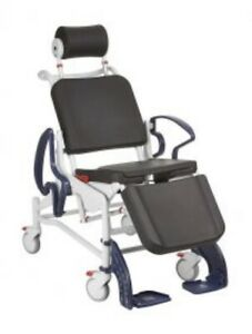 REBOTEC-PHOENIX-TILT-IN-PLACE-COMFORT-SHOWER-COMMODE-CHAIR-MOBILITY-MOBILE