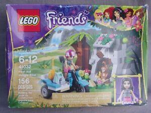 Détails Aid 41032 Sur Boite Neuf Lego Aventure First Emma Friends Jungle Secours Moto De lFc3TJK1