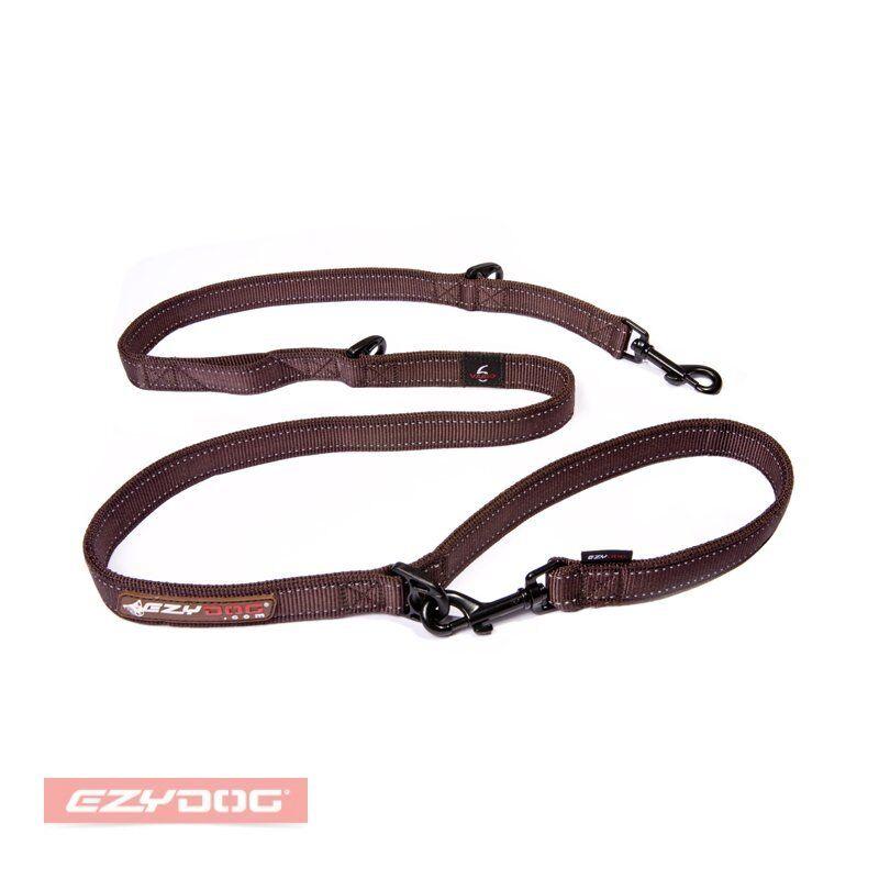 EzyDog Vario 6 6 6 Hundeleine  | Lebhaft und liebenswert  3301d6