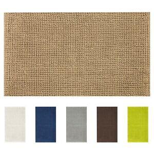 Corn-Tappeto-da-Bagno-in-Microfibra-e-Cotone-Misure-e-Colori-Assortiti