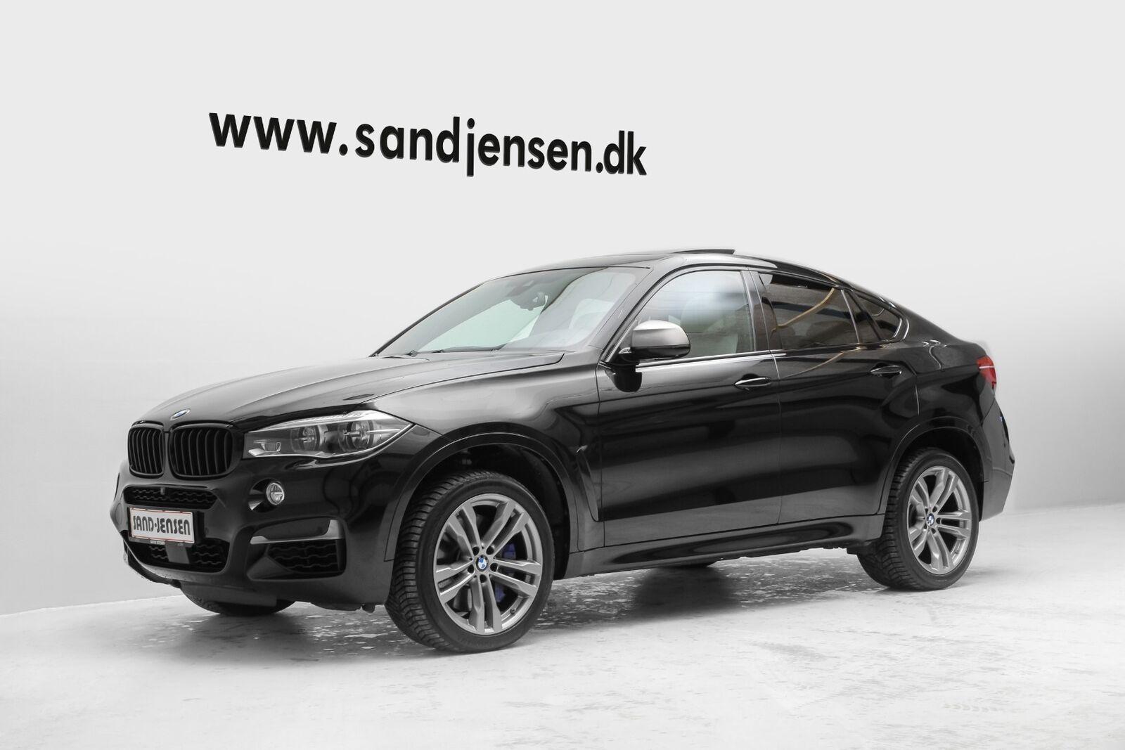 BMW X6 3,0 M50d xDrive aut. 5d - 6.920 kr.