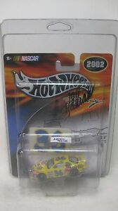 Rare-Nascar-2002-36-Ken-Schrader-Autographed-Grand-Prix-1-64-Diecast-NEW-dc1426