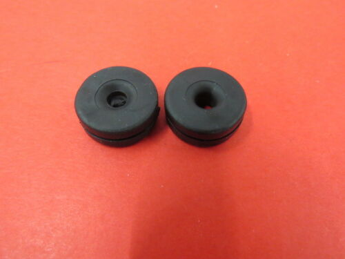 1932-48 Ford choke and throttle control firewall grommets PAIR 18-14605