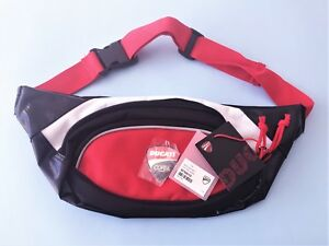 DUCATI-CORSE-WAIST-BAG-KEY-RING-MULTISTRADA-MONSTER-SCRAMBLER-HYPERMOTARD