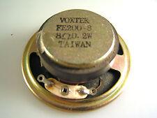 Voxtek FE200-8 Paper Cone Speaker 8 Ohm 0.2 Watt 50mm Diam 17mm Deep OM1036