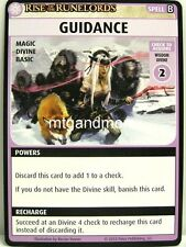Pathfinder Adventure Card Game - 1x Guidance - Rise of the Runelords