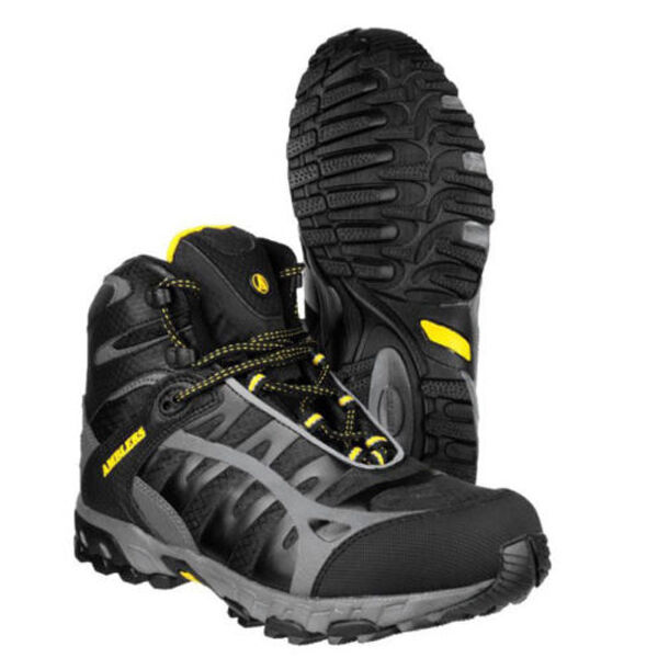 Amblers in fs36 Safety s3 Puntale in Amblers Acciaio Da Uomo Nero Leggero Work Boots uk7-12 3a2f86