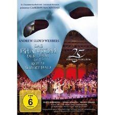 PHANTOM DER OPER-25TH ANNIVERSARY - DVD NEUWARE RAMIN KARIMLOO,SIERRA BOGGESS