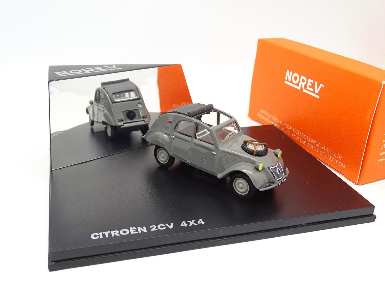 Norev 1 43 - Citroen 2cv 2cv 2cv 4X4 233c40