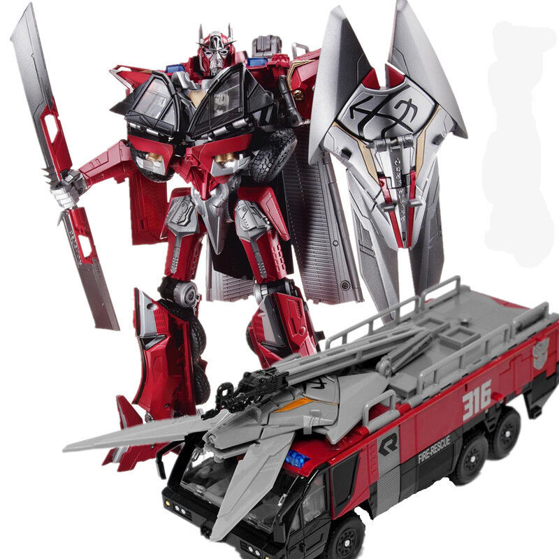 Transformation Dark of the Moon Sentinel Prime Leader Class Action Figure KO Toy