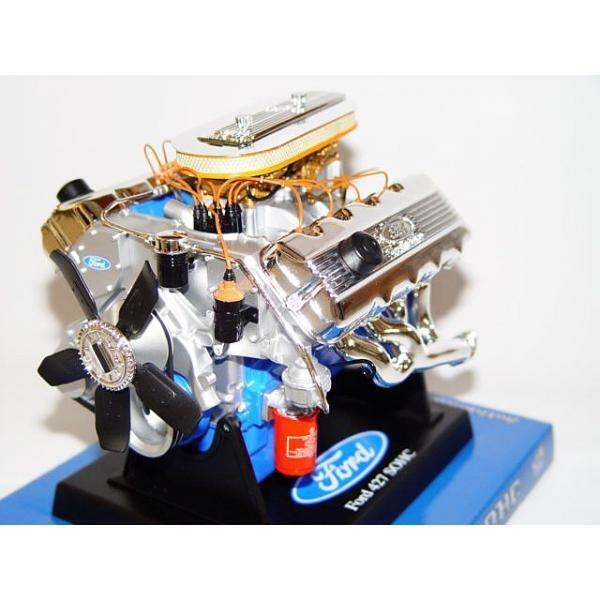 Modelo motor Ford 427 SOHC v8 auto motor modelo stand modelo personaje Engine  25