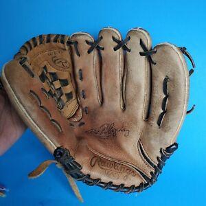 "Rawlings Baseball Glove RHT RBG224BFR Alex Rodriguez Autograph Model 11"" LEFT H"