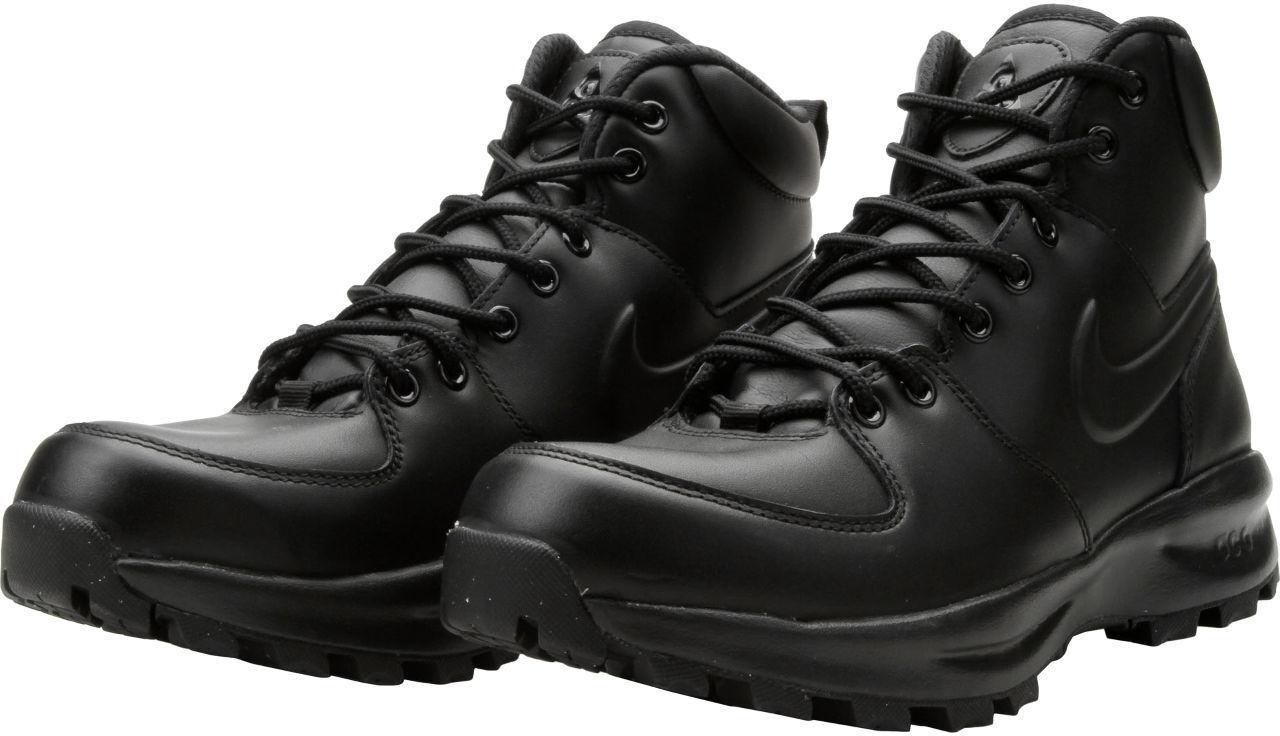Nike 454350-003 manoa cuoio scarpe stivali Uomo scarpe 454350-003 Nike neve in inverno nero 7702df