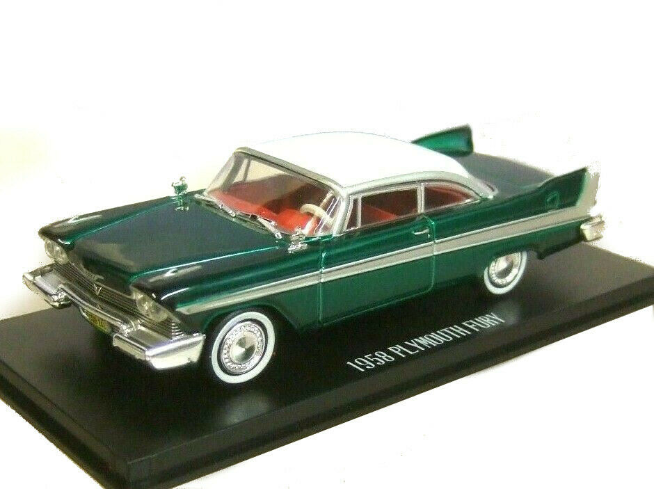 verdelight 86529 1 43 1958 Plymouth Fury Christine Chase (verde)