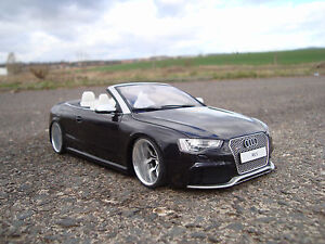 1 18 audi rs5 cabrio tiefer tuning mit 20 zoll audi r8. Black Bedroom Furniture Sets. Home Design Ideas