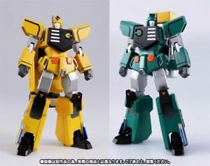 Super Robot Chogokin Furyu Rairyu & Grand Ordre Chambre Clé À Victory Set