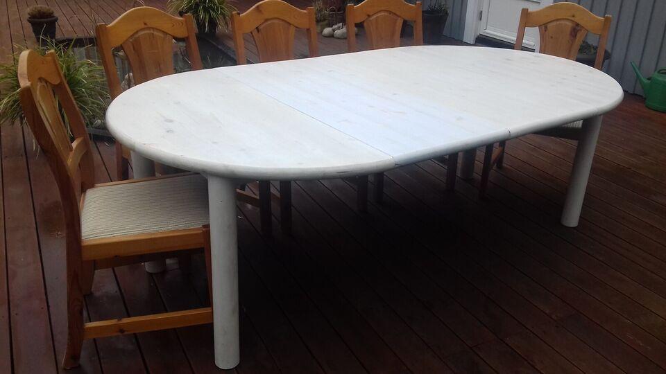 Spisebord, fyrretræ, Aage Bruhn