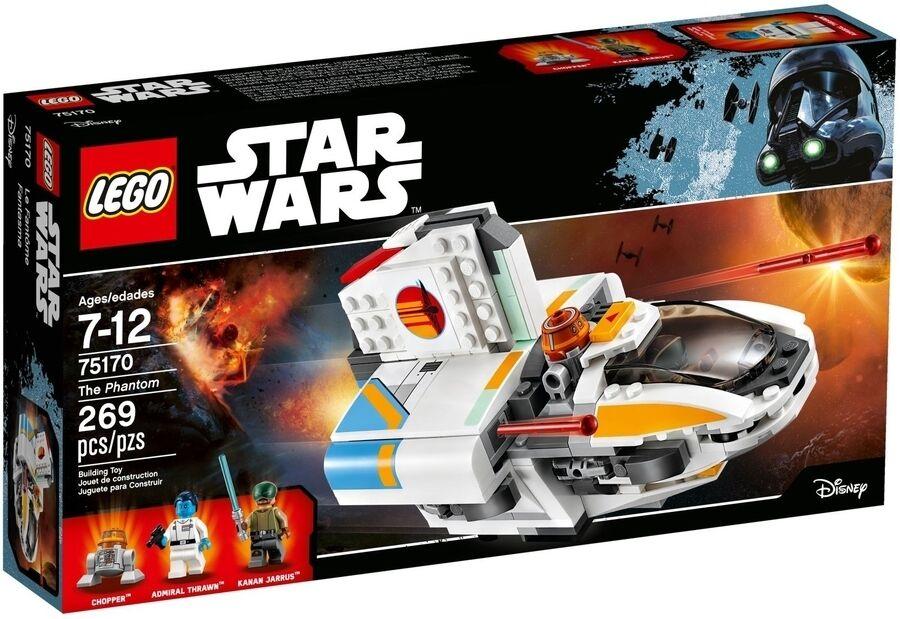 LEGO STAR WARS THE PHANTOM - LEGO 75170