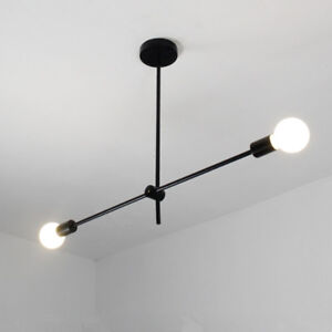 Details About Bar Black Ceiling Lights Kitchen Pendant Light Modern Lighting Home Lamp